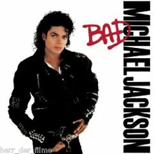 CD MICHAEL JACKSON: BAD (Special Edition + Booklet)