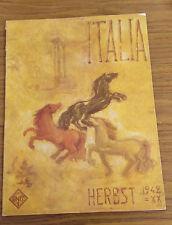 LA388_ITALIA_HERBST_1942_ENIT_RIVISTA IN TEDESCO_XX