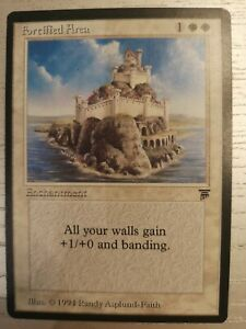 Magic the gathering Forfied Area legends