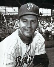 Dick Groat--Philadelphia Phillies--8x10 Glossy B&W Photo