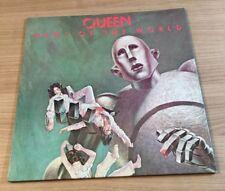 QUEEN NEWS OF THE WORLD 1977 VINYL LP ALBUM Vinyl Record  EMA 784 YAX 5355  VGC