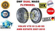 Pour Volvo V70 III 2.4D D5 AWD Break 2007-2010 Neuf Double Masse Dmf Volant