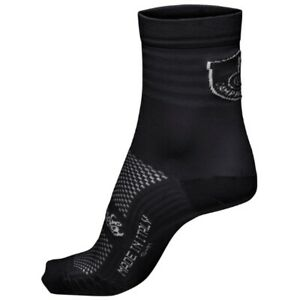 New Campagnolo Litech Cycling Socks, Black - Various Sizes