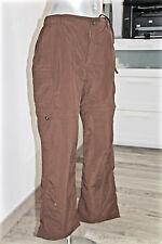 joli pantalon modulable en short safari trek marron THE NORTH FACE taille M/M