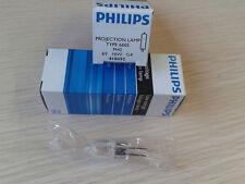 Lámpara De Proyección Philips 6605 M42 6V10W G4 Bombilla Lámpara Halógena Espectrofotómetro