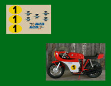 MV Agusta Minimoto serie adesivi stickers series