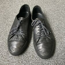 Common Projects Original Achilles 41 Black Pre Owned with wear Made In Italy