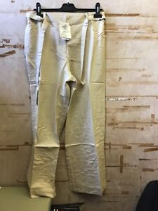 Size 26 Ladies Loose Trousers ( Natural 27 Inch)