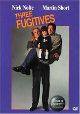 Three Fugitives (Martin Short Nick Nolte) Region 4 New DVD