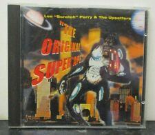 LEE SCRATCH PERRY & UPSETTERS ~ The Original Super Ape ~ CD ALBUM