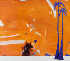 BRETT WHITELEY - BIG ORANGE ( SUNSET )