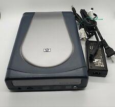 HP External DVD Writer dvd200e tested works