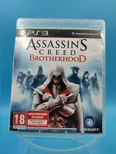 jeu video sony playstation 3 ps3 complet PAL assassin's creed brotherhood 18 ans