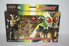 Bandai Japan Chogokin GD-30 Masked Rider Agito 3 Form Set MIB USA Seller