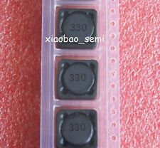 20pcs Shielded Inductor SMD Power Inductors CD127 33uH 330 12x12x7mm