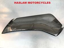 ducati 749 999 2003 - 2007 left hand side belly cowl fairing panel (damaged)