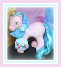 ❤️My Little Pony MLP G1 Vintage Boy DADDY Bright Bouquet Family Big Brother❤️
