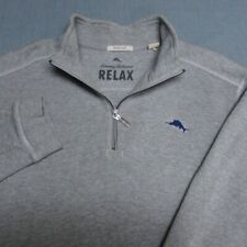 TOMMY BAHAMA COTTON SWEATSHIRT--XL--MARLIN--PREMIUM LOOK & SPOTLESS QUALITY