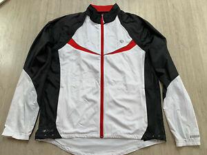 Pearl Izumi ELITE BARRIER Leight Jacke Fahrradtrikot Rad Trikot Cycling Wear XL