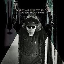 Ministry - Toronto 1986 [New Vinyl]