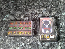 Flux Capacitor, Time Circuits 2 Fridge Magnet Set Inspired by Back to the Future