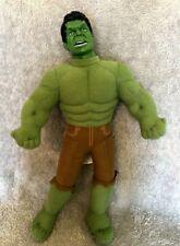 "Hasbro The Incredible Hulk Figure 18"" Soft Toy"