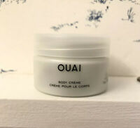 OUAI Body Crème Deluxe Sample Size! 30g/1oz! BRAND NEW/SEALED Hydrates & Softens