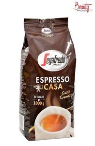 Segafredo Espresso Casa Coffee Beans Arabica & Robusta 1KG