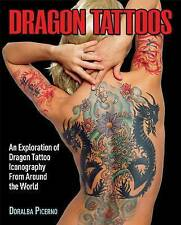 Dragon Tattoos: An Exploration of Dragon Tattoo Iconography- New Book