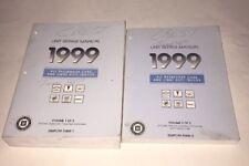1999 All Passenger Cars & Light Duty Trucks Service Manual 2 Vol. Make An Offer!