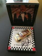 Rare Signed Dale Earnhardt Super Stars  NASCAR Matchbox White Rose Collectables