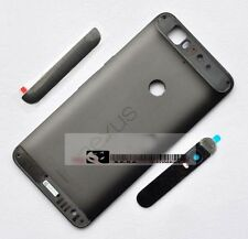For Huawei Google Nexus 6P H1511 black Housing Back Battery Door Cover