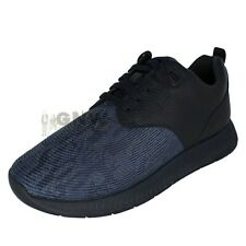 HUGO BOSS MEN TRAINERS/ SNEAKERS/SHOES 'TITANIUM RUNN TBJ' Size:8UK NEW Was £199