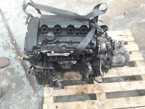 Peugeot 207 GTi 175 BARE ENGINE / GEARBOX 5FY 1.6 PETROL 207 GTI THP