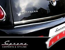Chrysler Pt Cruiser Cabrio Chrome Bandes Décoratives 3M Mise au Point