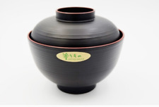 Luxury Japanese Miso Soup Bowl With Lid - High Quality - Made in Japan