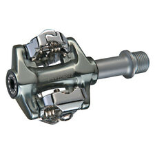 Exustar e Pm215 Plus SPD - Coppia Pedali MTB Grigio
