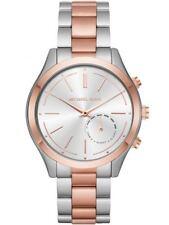 Michael Kors Access Women Two Tone Bracelet Hybrid Smart Watch MKT4018