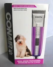 Conair Moda-Groom Professional 2-Speed Brushless Motor Pet Clipper PS85TP