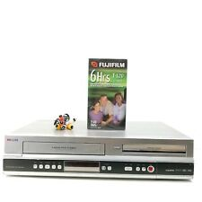 Philips DVDR3545V/37 DVD VCR Recorder Combo Player With No Remote Tested