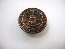 Rare Vintage Collectible Pin: Home Defense League Rochester