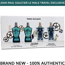 Jean Paul Gaultier Le Male Travel Exclusive Miniature 4pc Gift Set - NEW