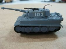 VINTAGE 70´S TINTOYS TANK TIGER I WT.227 MADE IN HONG KONG-GREAT CONDITION