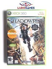 Shadowrun Xbox 360 Nuevo Precintado Sealed Brand New PAL/SPA
