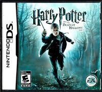Harry Potter and the Deathly Hallows Part 1 DS CIB Out Of Hogwarts On The Run