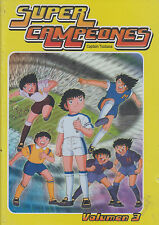 DVD - Super Campeones NEW Captain Tsubasa Vol. 3  / 6 Disc Set FAST SHIPPING !