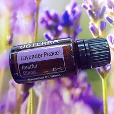 doTERRA Serenity Lavender Peace 15ml Therapeutic Essential Oil Aromatherapy