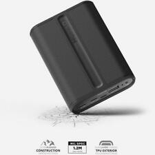 Nomad PowerPack with Tile Wireless tracking - Rugged Power bank  - 9000mAh