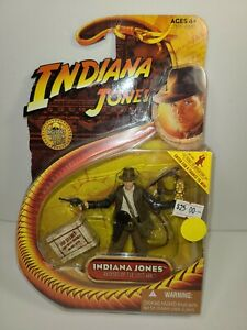"Indiana Jones Raiders of the Lost Ark Harrison Ford Action Figure 3.75"" 2008 NEW"