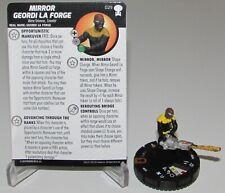 Miroir Geordi La Forge 029 Star Trek Tng Pour Boldly Go Heroclix Poursuite Rare